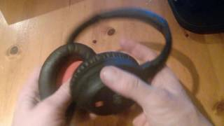LINDY BNX-60 Headphones unboxing and review.