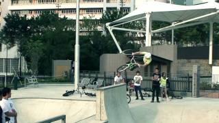 【SHOCKER BMX HK】A Week In Hong Kong With Patrick Aubichon
