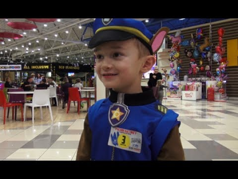 Classic Chase Paw Patrol Costume For Children Video Review