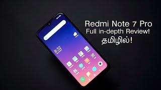 Don't buy Before Watching This! -  Redmi Note 7 Pro Full Review in Tamil!