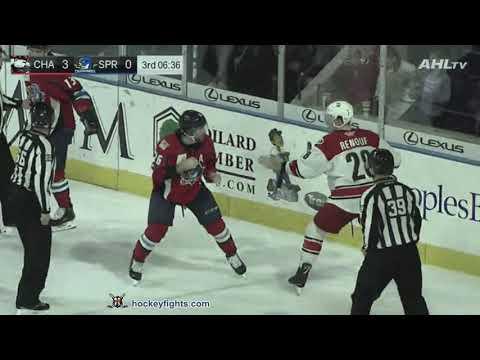 Daniel Renouf vs Bobby Farnham