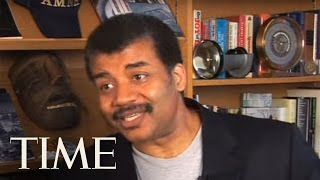 How Neil DeGrasse Tyson Would Save The World | 10 Questions | TIME