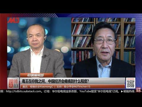 毒王在你我之间,中国经济会瘫痪到什么程度? | 明镜编辑部(程晓农 陈小平:20200129 第503期)
