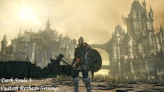 My Personal Reshade Settings for DS3
