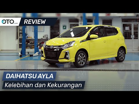 Daihatsu Ayla | Review | Kelebihan dan kekurangan | OTO.com