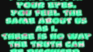 Your Eyes Don't Lie-David Archuleta