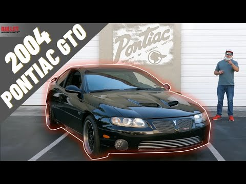 2004 Pontiac GTO (CC-1431905) for sale in Fort Lauderdale, Florida