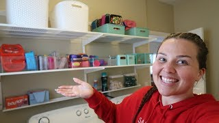My New Kitchen and Pantry Storage & Organization! - SRV #219 | Sarah Rae Vlogas |
