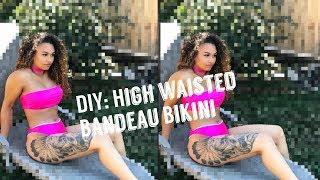 DIY | Seamless Bandeau Bikini