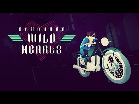 Sayonara Wild Hearts : Reveal Trailer