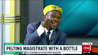 Dr. Stella Nyanzi is Sending a Very Strong Message| One on One With Tamale Mirundi