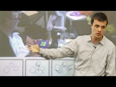 RI Seminar: Matei Ciocarlie : Versatility in Robotic Manipulation: the Long Road to Everywhere
