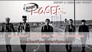 [Karaoke - Thaisub] BIGBANG - Loser