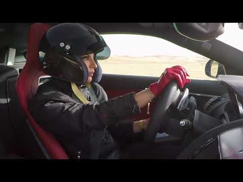 Jaguar | World Driving Day with Aseel Al Hamad
