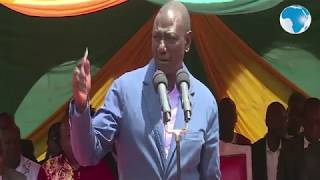DP Ruto terms call for referendum a non-issue