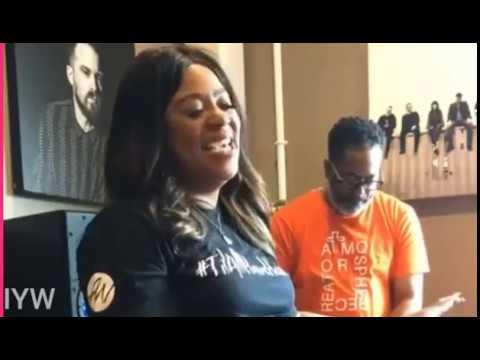Benita Jones Morning Worship   God's Love