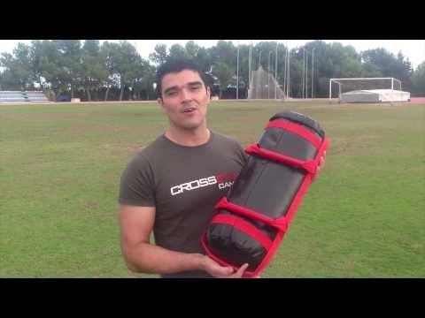 Entrenamiento funcional:  ¿Por qué comprar un saco de peso?