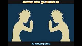 Hearts Grow - Yura Yura. Full [Opening.9 Lyrics | Terjemahan]