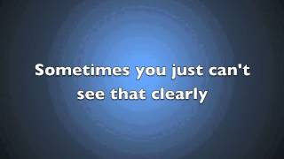 Sometimes Video With Lyrics