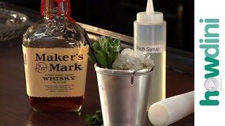 Mint Julep Cocktails: How To Make A Mint Julep