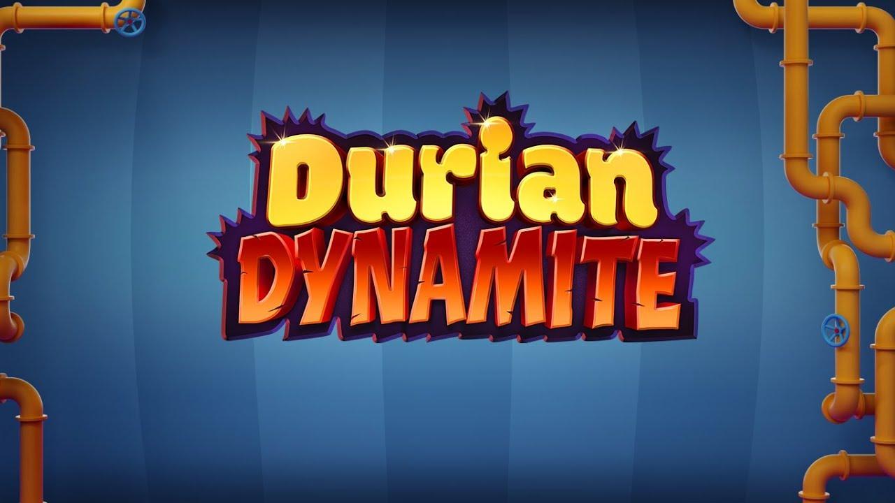 Durian Dynamite från Quickspin