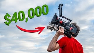 WHY did I buy a RED CAMERA?