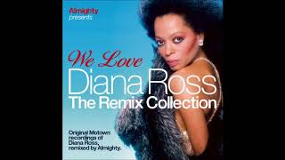 """Diana Ross The Boss (Almighty 12"""" Essential Mix)"""