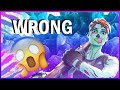 Wrong 🖤 Fortnite Montage