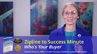 Zipline Minute #1: Who's Your Buyer?