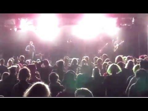 The Blind Hearts - Standing In The Shackles, Live On Tour
