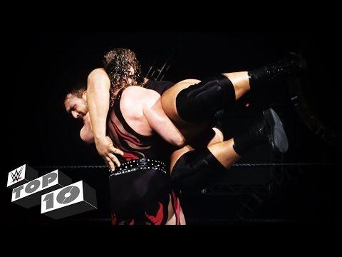 Gigantic Royal Rumble Eliminations — WWE Top 10 (видео)