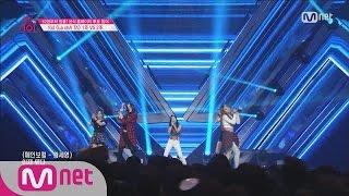 [Produce 101] Who's the Krystal-ish? - Group 1 f(x) ♬La chA TA EP.04 20160212