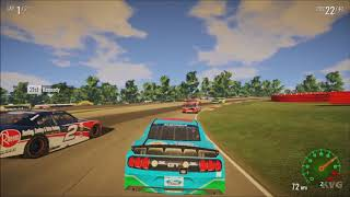 NASCAR Heat 2 - Mid-Ohio Sports Car Course - Gameplay (PS4 HD) [1080p60FPS]