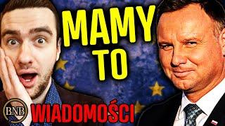 BNB Państwo Polskie się ZBUNTOWAŁO! Unia chciała PRZEJĄĆ INTERNET