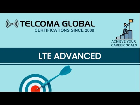 LTE Advanced Training course by TELCOMA - YouTube
