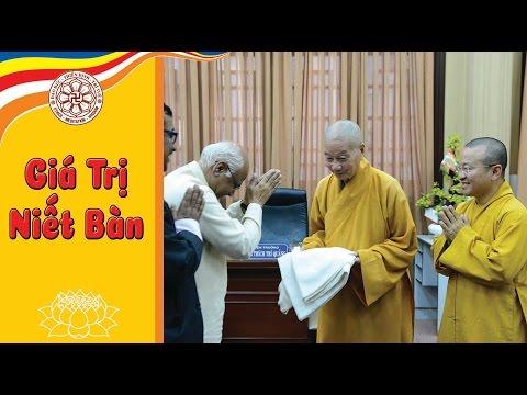 Khóa tu một ngày an lạc 102: Giá trị của Niết Bàn (11/04/2010) Thích Nhật Từ