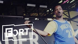 """Video thumbnail of """"BJ The Chicago Kid - Turnin Me Up - Live at The FADER FORT 2017"""""""