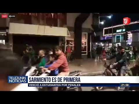 Sarmiento es de Primera