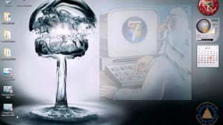 """God Mode - Painel de controle do Windows 7 em """" MODO DEUS """" -  www.professorramos.com"""