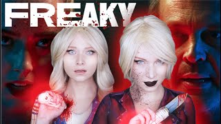It's Friday and it's Time to Get FREAKY! | Body Swap Makeup Transformation by Madeyewlook