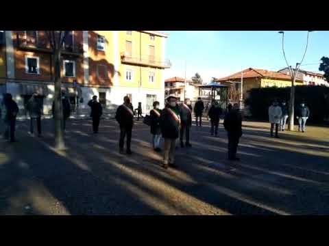 Deportati Franco Tosi, 77esima commemorazione