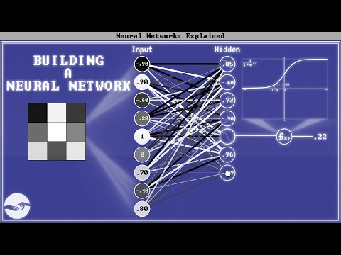 How To Build A Neural Network: Building An Artificial Intelligence