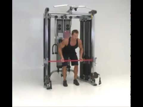 Inspire Fitness FT2 Functional Trainer Package - Exercises