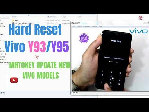 VIVO Y81-Y83-Y91-Y93-Y95-V11 PATTERN UNLOCK SOLLUTION AND
