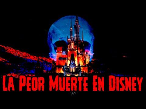 La Peor Muerte Hecha En Los Parques De Disney (Deborah Gail Stone)