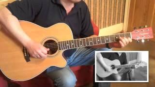 Aura Lee Acoustic Guitar Prelim Grade.m4v