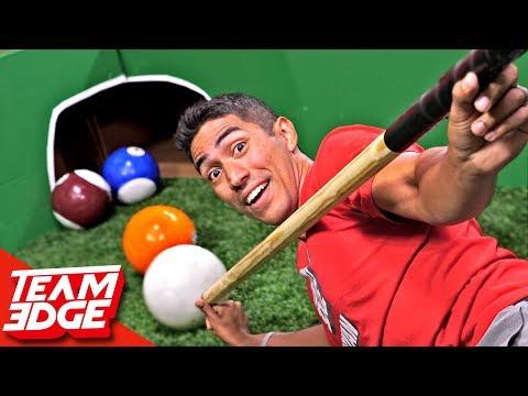 GIANT Billiards Challenge!!