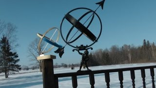 Build an Ancient Astronomical Instrument