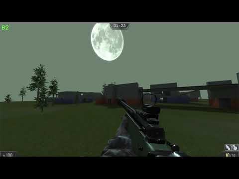 Skillwarz Sniper Gamplay