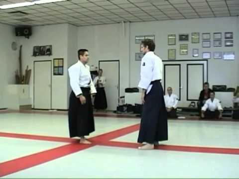 Taisabaki no Kata - Traditional Yoseikan Kata.avi
